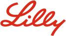 Het logo van Lilly